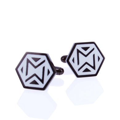 Mollywhopper Designer Cuff Links, Timeless Sophistication and Modern Style