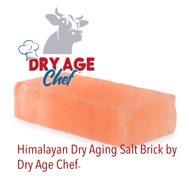Himalayan Dry Aging Salt Brick by Dry Age Chef