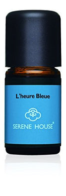 Serene House Essential Oils, Aromatherapy Diffuser Scents, 5ml ( L'Heure Bleue)