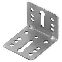 Heavy Duty Mounting Plate for Furniture and Beds, Set of 2