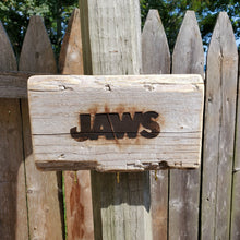 Load image into Gallery viewer, JAWS Driftwood Key Holder