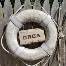 Load image into Gallery viewer, ORCA Driftwood Key Holder
