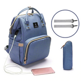 Diaper Bag USB Interface