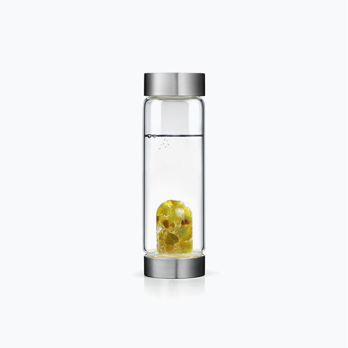 Limited Edition - Euphoria Gem-Water Bottle by VitaJuwel