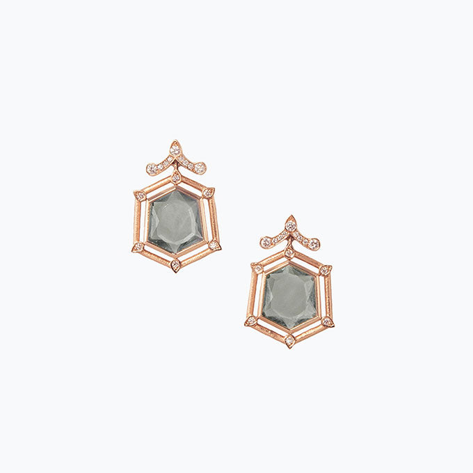 Lux Sunrise Earrings