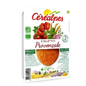 Galettes Provencale 2x90g Cerealpes