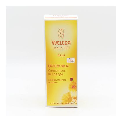 Creme Bebe Change 75ml Weleda.