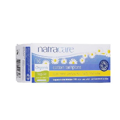 Tampons Normal Applicateur Natracare