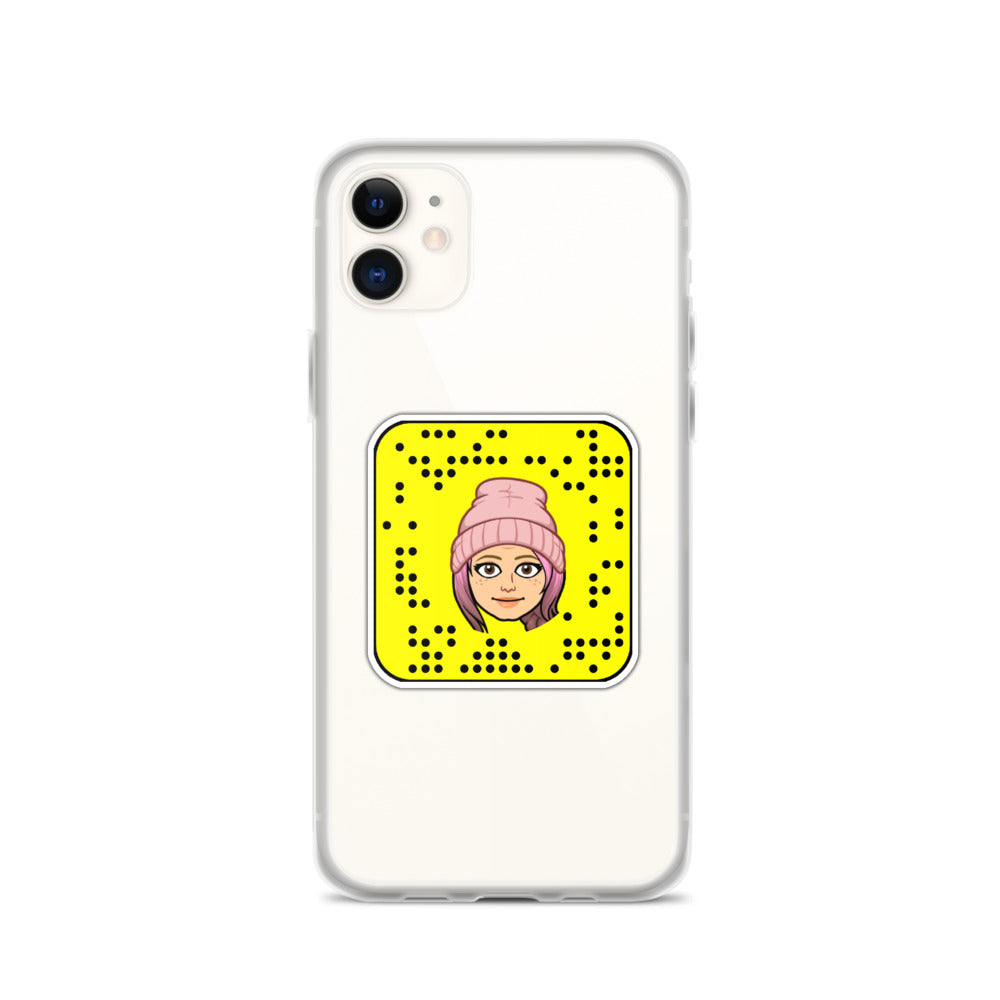 Add your SanpCode when ordering this phone case.