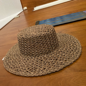 Summer Vibes Straw Hat