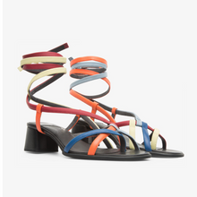Load image into Gallery viewer, Camper Twins Multicolor Sandal