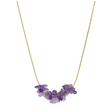 Load image into Gallery viewer, Rock Candy Stone Necklace