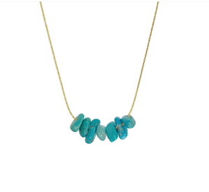 Rock Candy Stone Necklace