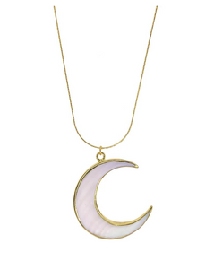 Abalone Crescent Moon