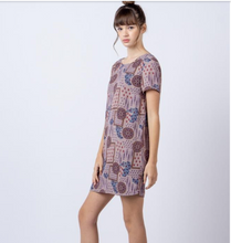Load image into Gallery viewer, Mini Shift Dress