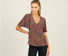 Load image into Gallery viewer, Ditsy Floral Top
