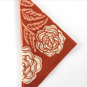 Hemlock Hand Drawn Pattern Bandanas