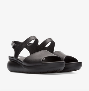 Balloon Sandals Black