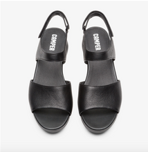 Load image into Gallery viewer, Balloon Sandals Black