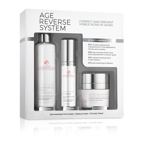 ANTI-AGING SYSTEM KIT (Save $78)