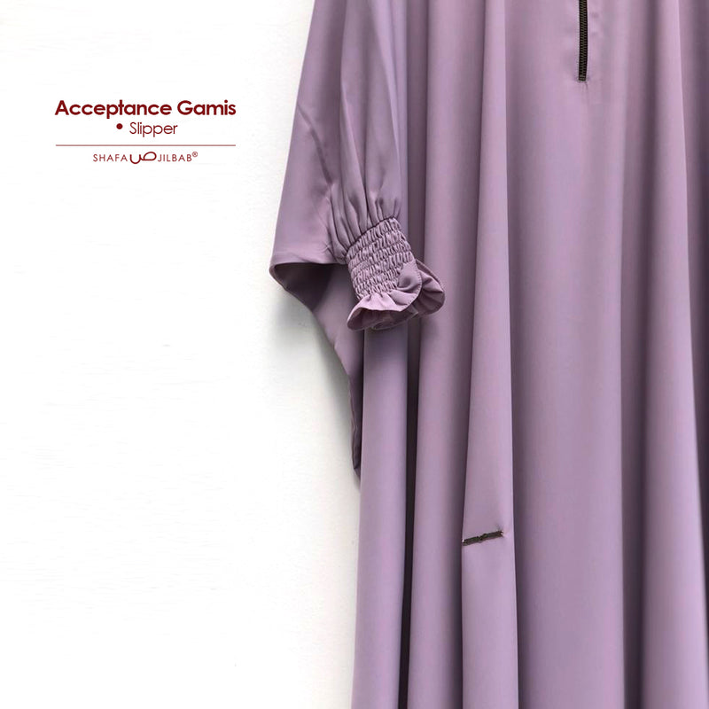 Acceptance Gamis Slipper - 20