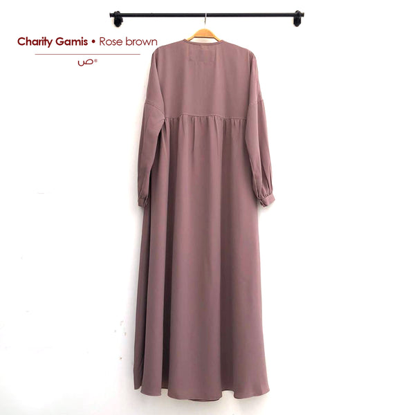 Charity Gamis Rose brown - 20