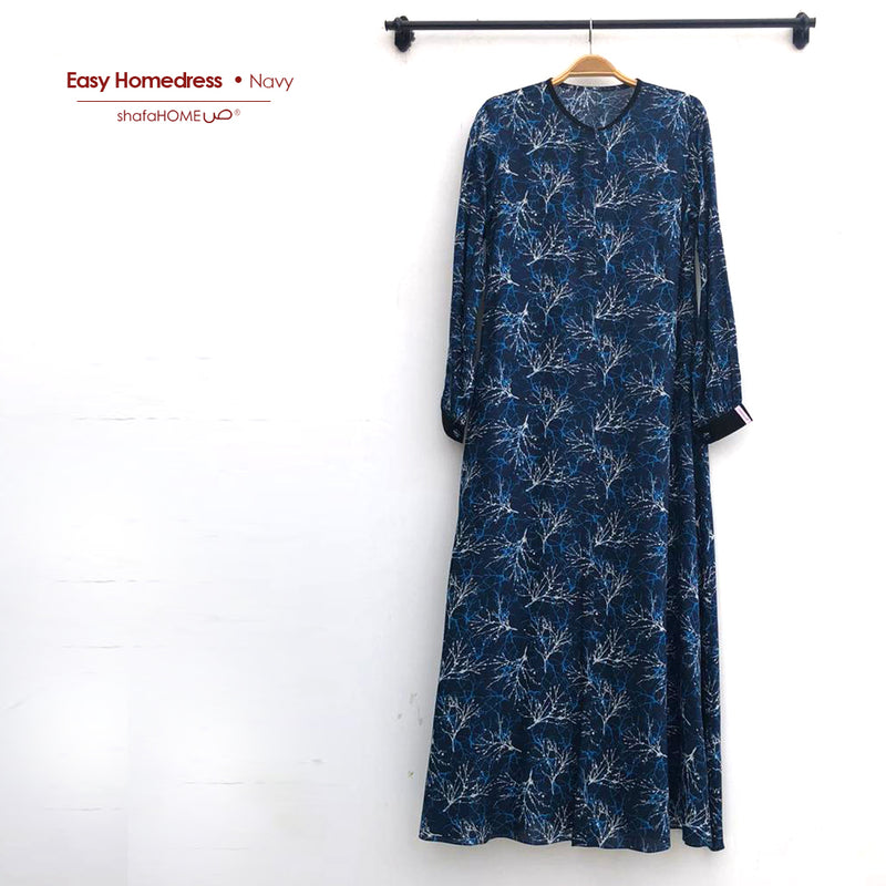 Easy Homedress Navy - 20