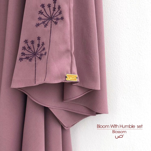 Bloom With Humble Khimar Blossom +