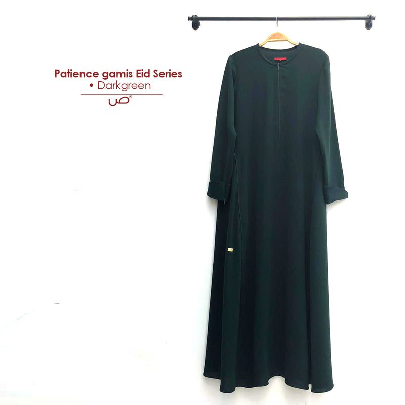 Patience Gamis Darkgreen