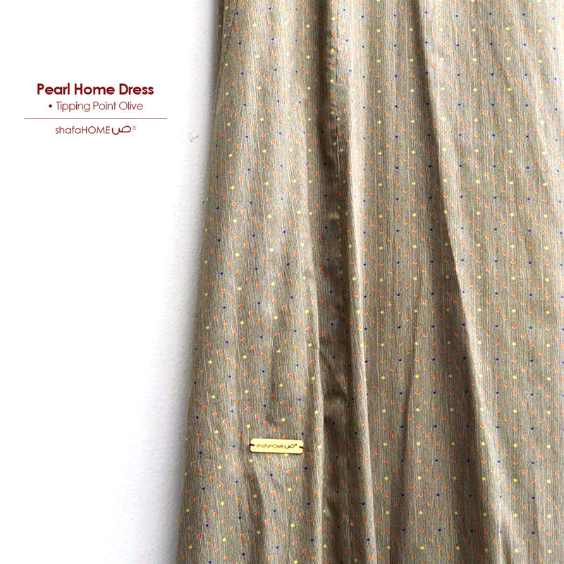Pearl Home Dress Tipping Point Olive - 20