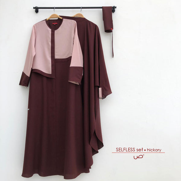 Selfless Gamis Hickory