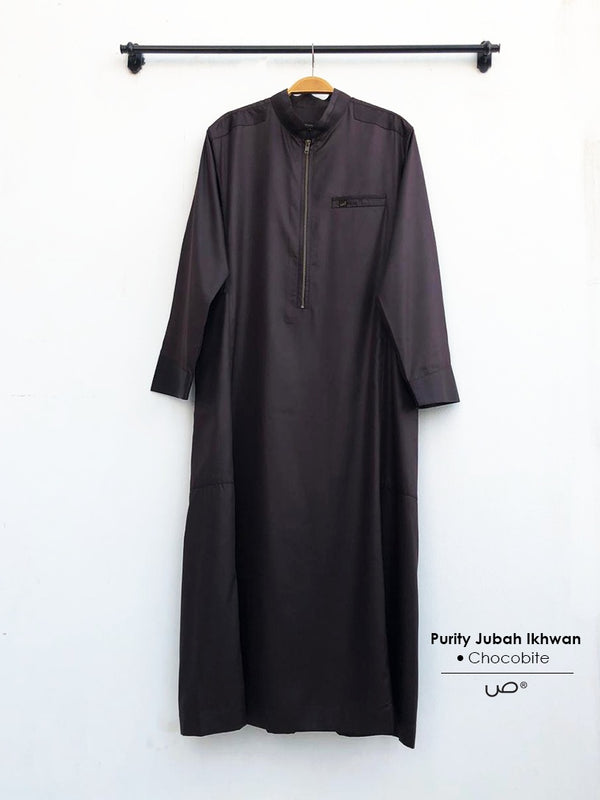 Purity Jubah Ikhwan Chocobite