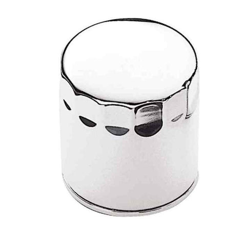 Harley-Davidson® Genuine Oil Filters, Chrome Finish - 63796-77A