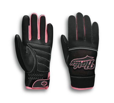 Gants femme Pink Label Mixed Media - 98131-20VW