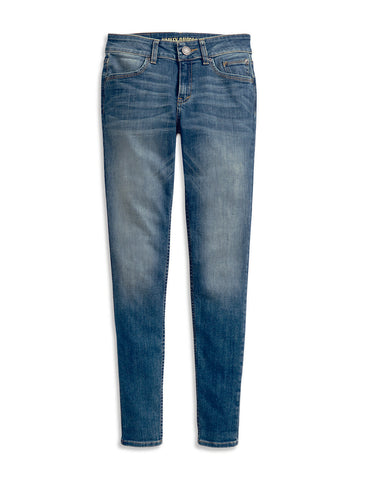 Jeans Skinny Mid-Rise - 99245-19VW