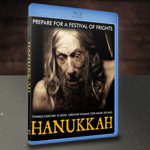 Hanukkah Limited Edition Tribute Blu Ray with Ticket to Screening at Visart Video