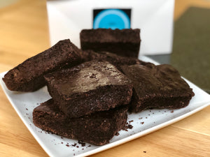 ABS Low Carb Chocolate Fudge Protein Brownies (8)-Low Carb, Low Sugar, High Protein