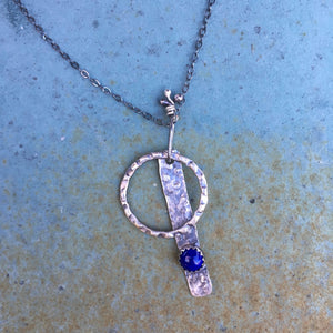 A. Done  (Everyday magic) Lapis Lazuli Necklace.