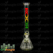 7.0 Little Sista Ice 45Cm Rasta Bong