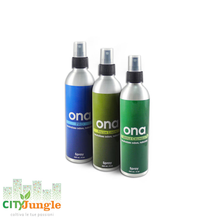 Ona Spray - Apple Crumble 250Ml Anti-Odore