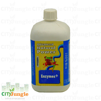 Advanced Natural Power Enzymes 1L Fertilizzante