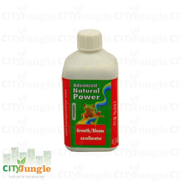 Advanced Natural Power Excellerator 0 5L Fertilizzante