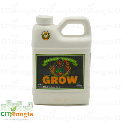 Advanced Nutrients (Ph Perfect) Grow 0 5L Fertilizzante