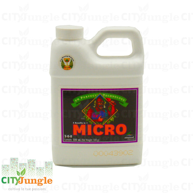 Advanced Nutrients (Ph Perfect) Micro 0 5L Fertilizzante