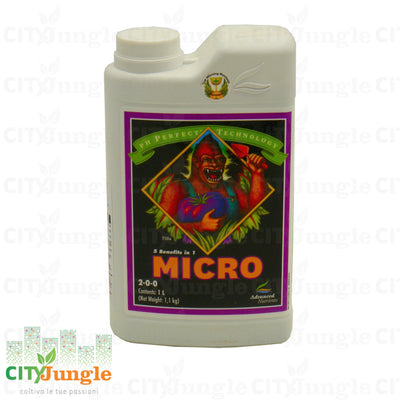 Advanced Nutrients (Ph Perfect) Micro 1L Fertilizzante