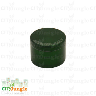 Aerospaced Grinder 4 Parti Ø63Mm Verde Grinder