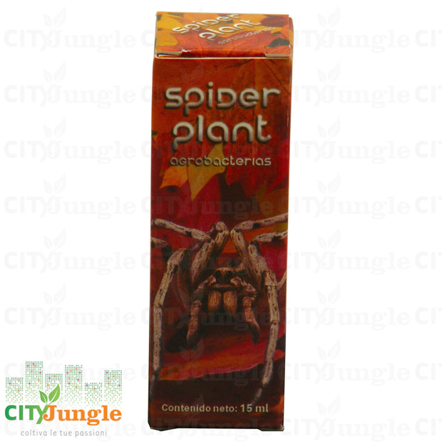 Agrobacterias Spider Plant 15Ml Fertilizzante