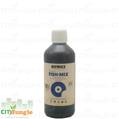 Biobizz Fish-Mix 0 5L Fertilizzante