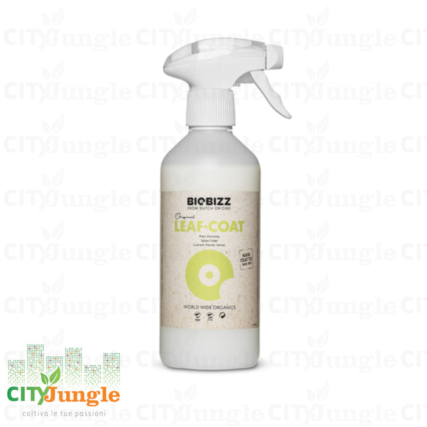 Biobizz Leaf Coat 0 5L Fertilizzante