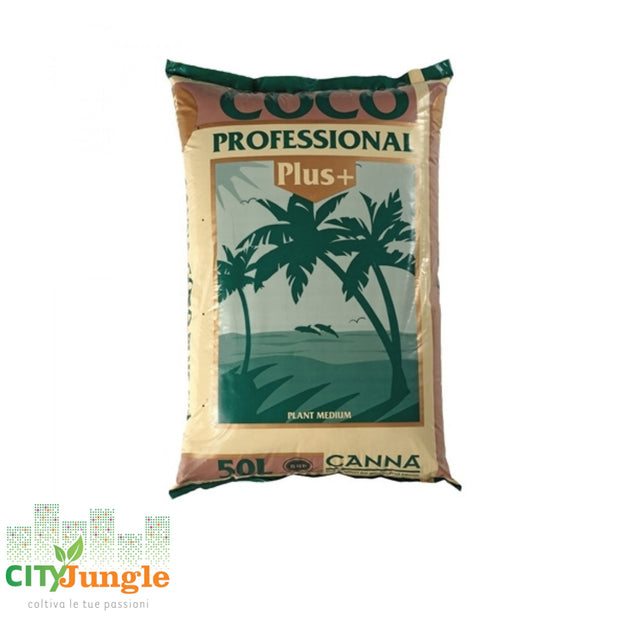 Canna Cocco Professional Plus Substrato
